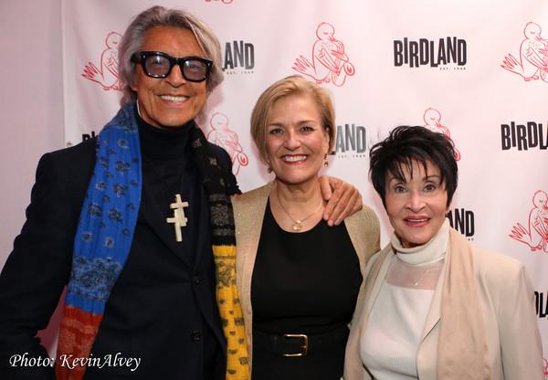 Tommy Tune, Karen Mason, Chita Rivera Photo