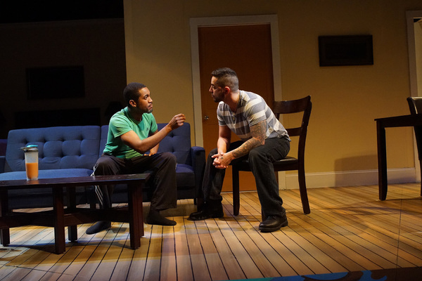Photo Flash: Road Less Traveled Productions Presents THE MOTHERF*CKER WITH THE HAT