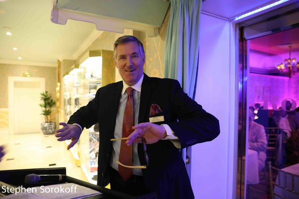Photo Coverage: Steve Tyrell Returns To The Royal Room in Palm Beach