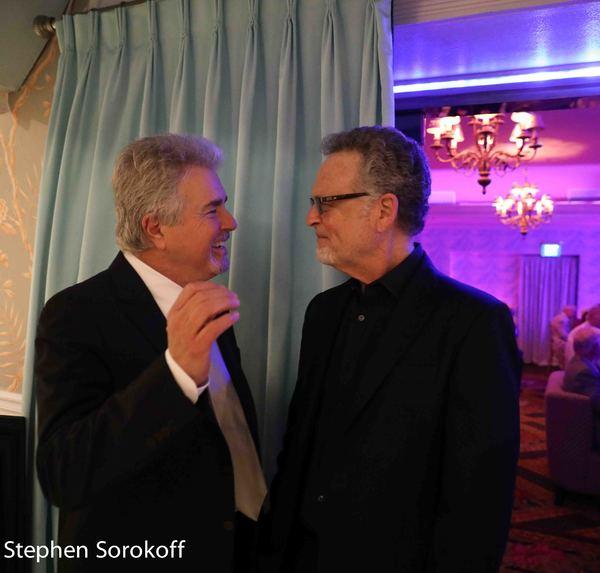 Steve Tyrell & Bob Mann