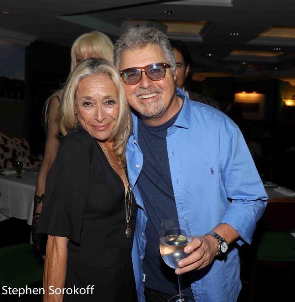Eda Sorokoff & Steve Tyrell
