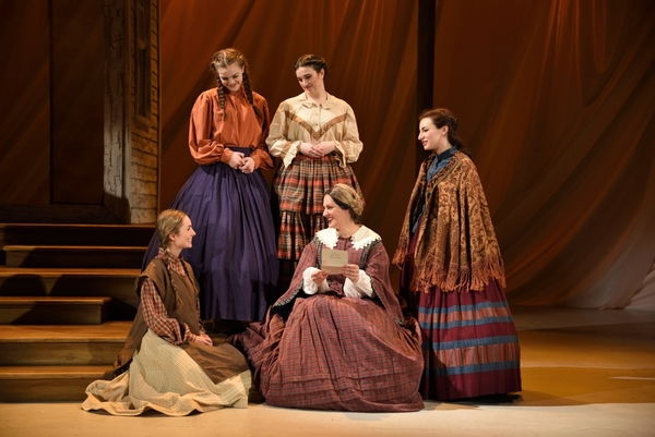 First Look: Ocean State Theatre Charms Audiences with LITTLE WOMEN