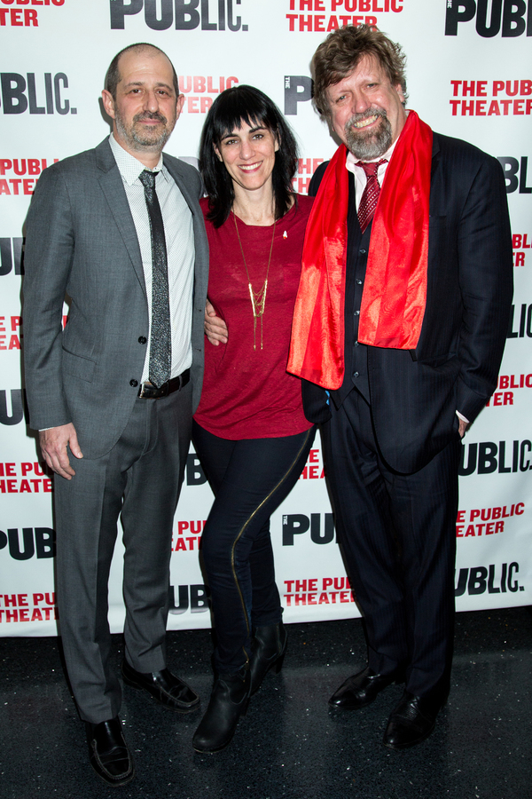 Photo Coverage: Inside Opening Night of THE OUTER SPACE at the Public