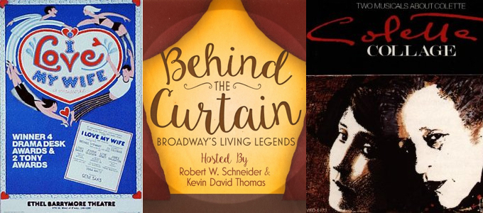Exclusive Podcast: 'Behind the Curtain' Discusses I LOVE MY WIFE and COLETTE COLLAGE
