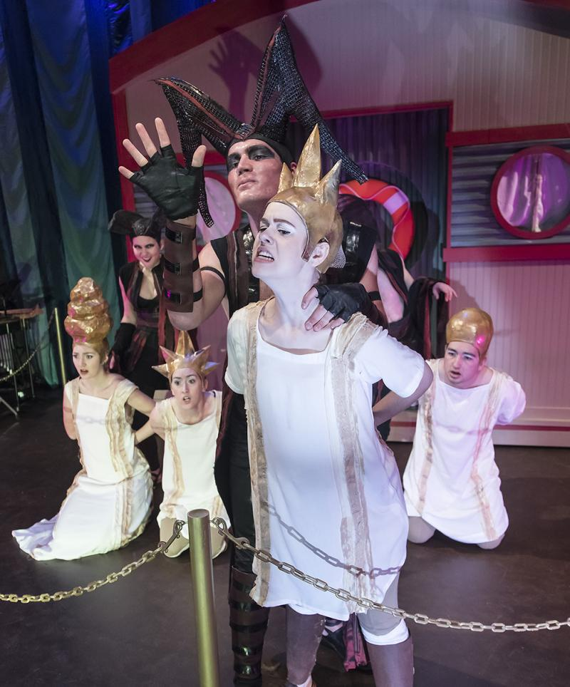 BWW Review: MR. BURNS, A POST-ELECTRIC PLAY at UCSB Department Of Theater And Dance
