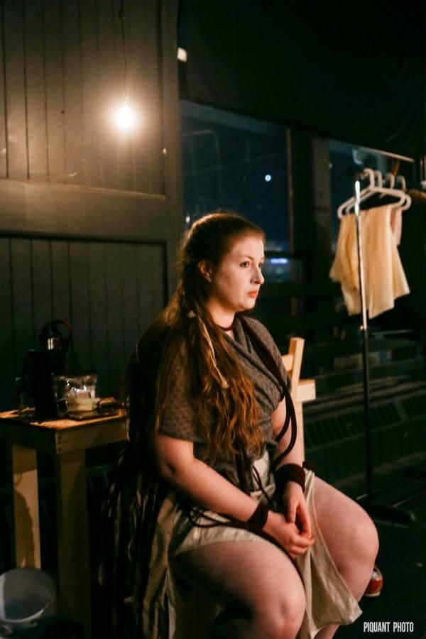Photo Flash: OUT LOUD Theatre Kicks Off Season with MARAT/SADE