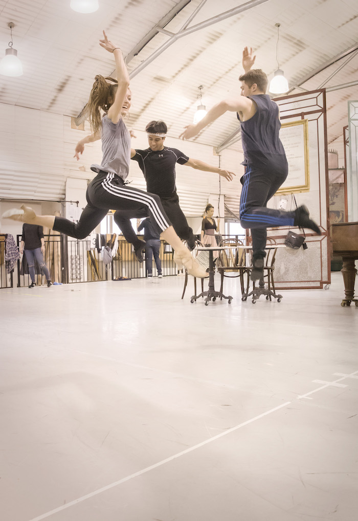 AN AMERICAN IN PARIS Pirouettes Into The West End