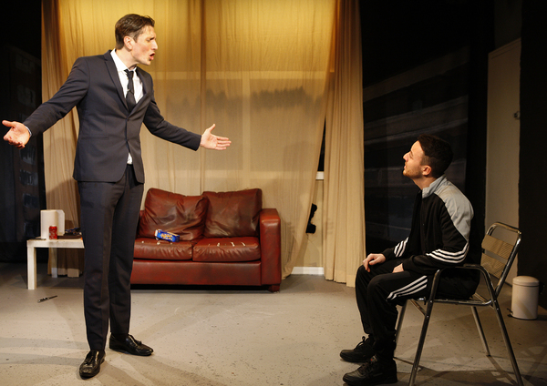 Photo Flash: THE MONKEY Opens at Theatre503