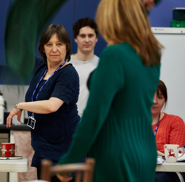 Photos: In Rehearsal with I CAPTURE THE CASTLE at Watford Palace Theatre