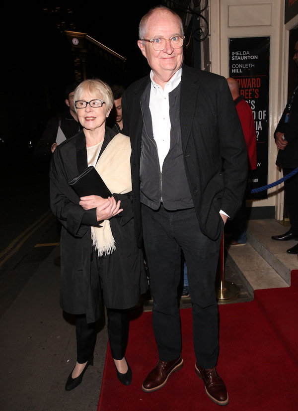 Photo Flash: Jim Carter & More at WHO'S AFRAID OF VIRGINIA WOOLF?