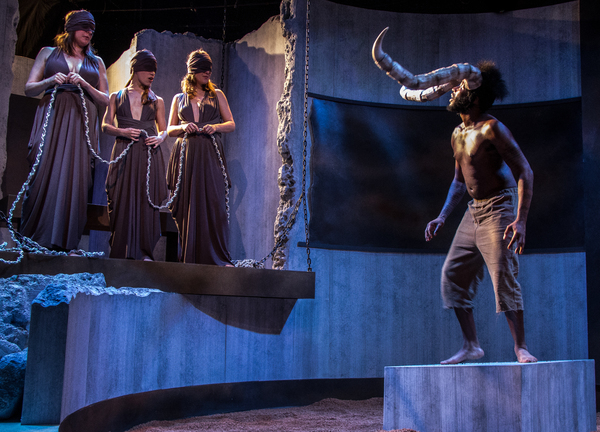 Photo Flash: First Look at HEAVIER THAN at Know Theatre