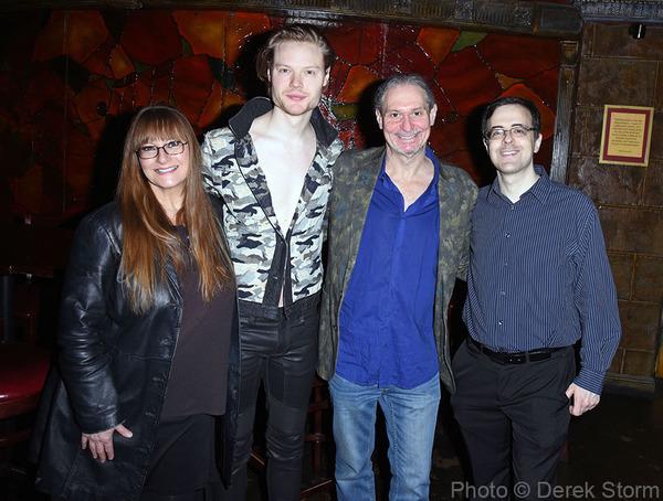 Mia Moravis, Tyce, Steve Walter, Van Dean Photo