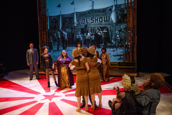 Photos: Media Theatre presents SIDE SHOW