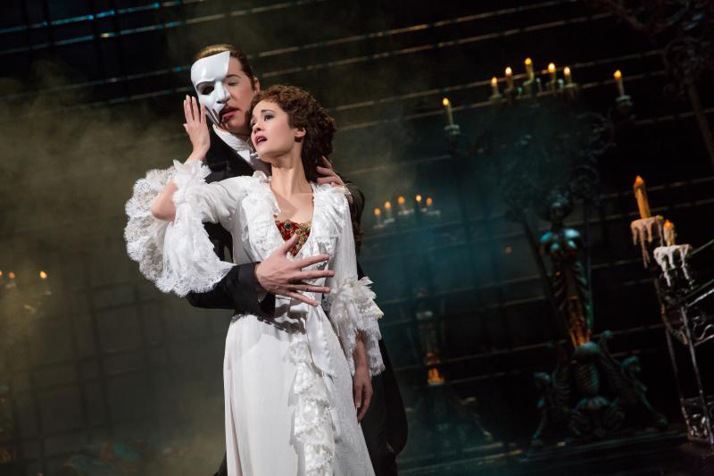 BWW Interview: PHANTOM's Ali Ewoldt Discusses the Challenges of Christine, Asians on Broadway and Her Solo Debut at Feinstein's/54 Below