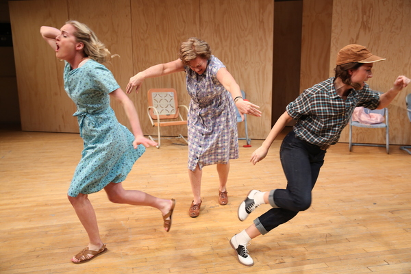 Photo Flash: First Look at Transport Group's WILLIAM INGE IN REPERTORY, with Emily Skinner, John Cariani & More!