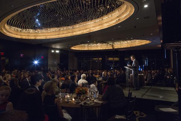 Photo Flash: Inside the YPC Gala, featuring Mandy Gonzalez and  Alexandra Socha