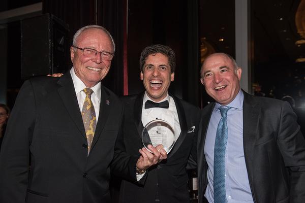 George Nemeth, Francisco J. Núñez and Adam Chinn Photo