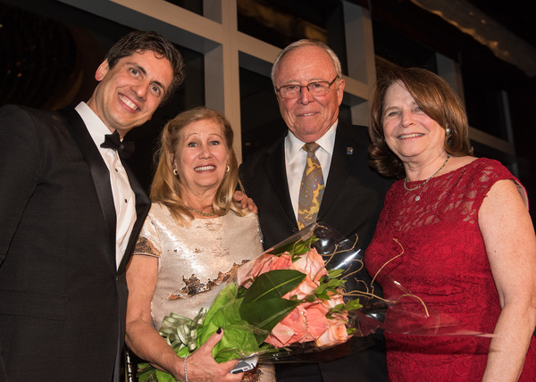Francisco J. Núñez, Christina Nemet, George Nemeth, and Nancy Bloom