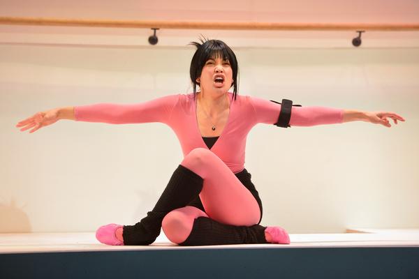 Photo Flash: Marin Theatre Company Presents World Premiere of Dark Comic Riff on Macbeth PEERLESS