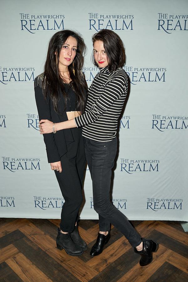Samantha Sherman and Renata Friedman