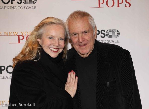 Susan Stroman & John Kander