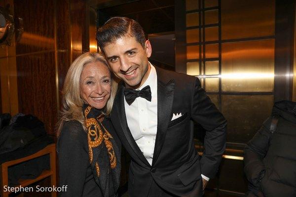 Eda Sorokoff & Tony Yazbeck