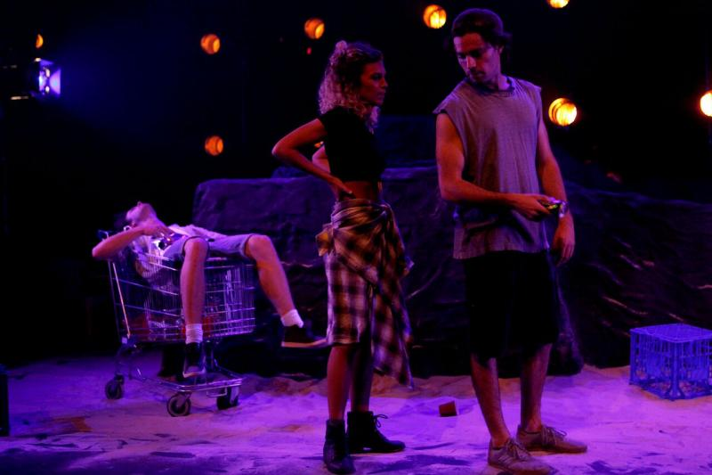BWW REVIEW:  Grounded In A Tragic Reality, A New Confronting Production Of BLACKROCK Proves Society Has Not Progressed That Far In 28 Years