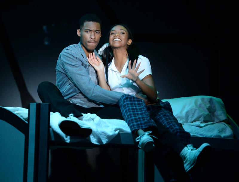 BWW Review: CSULB Performs Theatrical Alchemy on THE BUBBLY BLACK GIRL SHEDS HER CHAMELEON SKIN