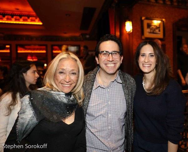 Eda Sorokoff, Robert Diamond, Jennifer Diamond