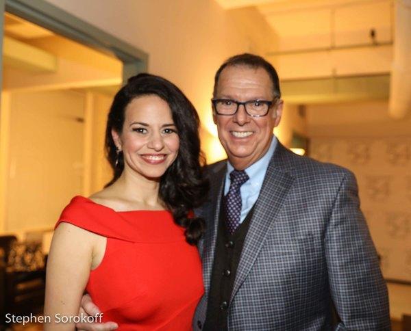 Mandy Gonzalez & Eric Michael Gillett, director