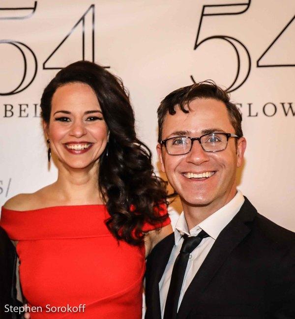 Mandy Gonzalez & Brian J. Nash