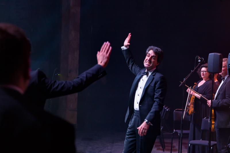 BWW Review: HONEYMOON IN VEGAS, London Palladium