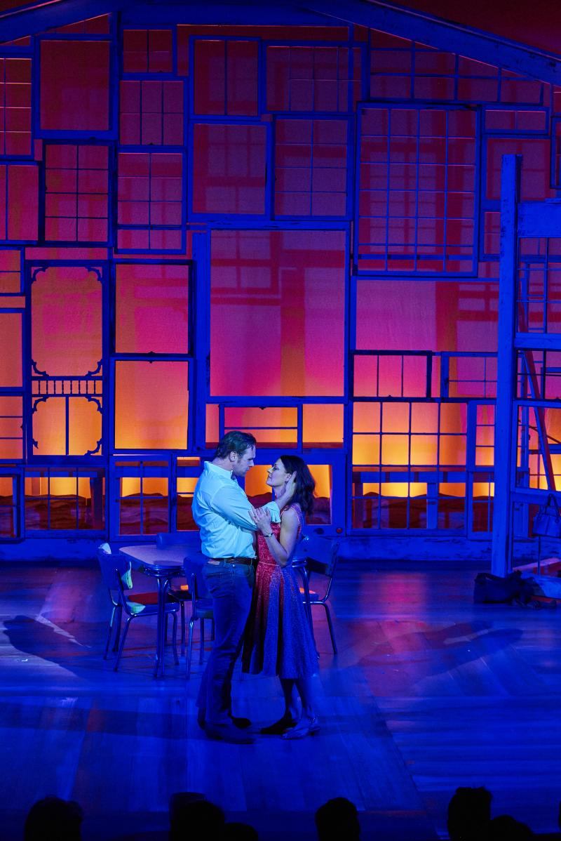 BWW Review: THE BRIDGES OF MADISON COUNTY at Aurora Theatre