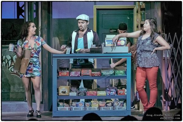 PHOTO FLASH: IN THE HEIGHTS at Axelrod Performing Arts Center
