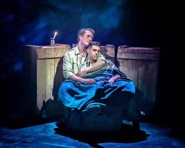 Photo Flash: First Look at European Premiere of YANK! at Hope Mill Theatre