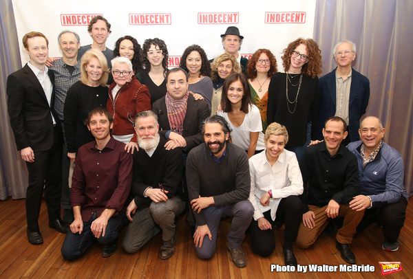 Photo Coverage: Meet the Company of Broadway's INDECENT