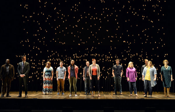 Photo Flash: First Look at FINISH LINE: A DOCUMENTARY PLAY on the Boston Marathon Bombings