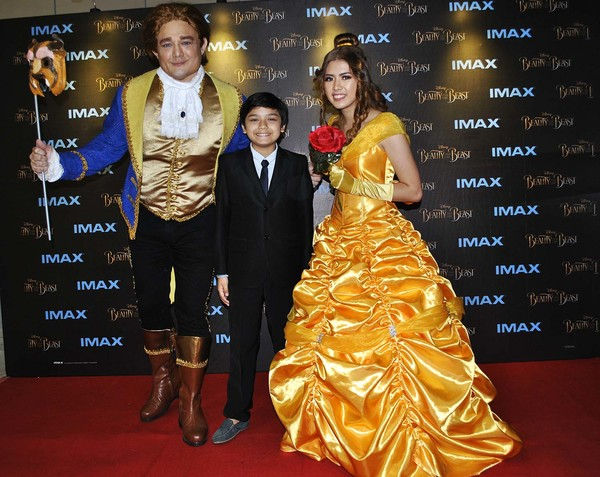 Photo Coverage: Disney's BEAUTY AND THE BEAST Premieres in Manila