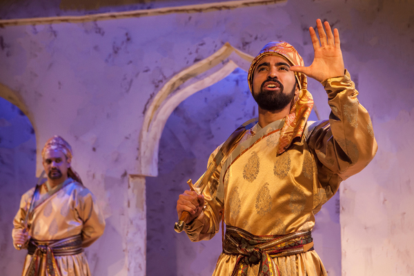 Photo Flash: GUARDS AT THE TAJ Opens at Capital Stage this Weekend
