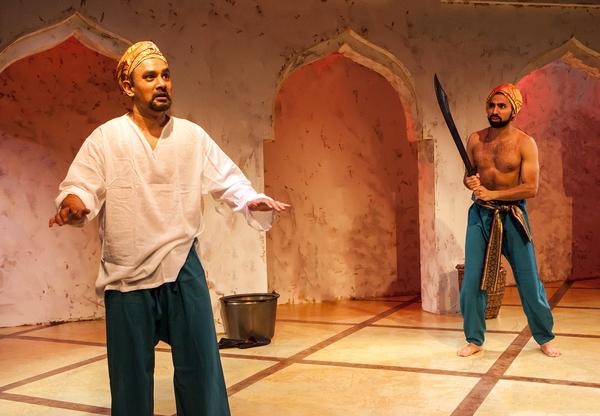 Rajesh Bose and Mohammad Shehata