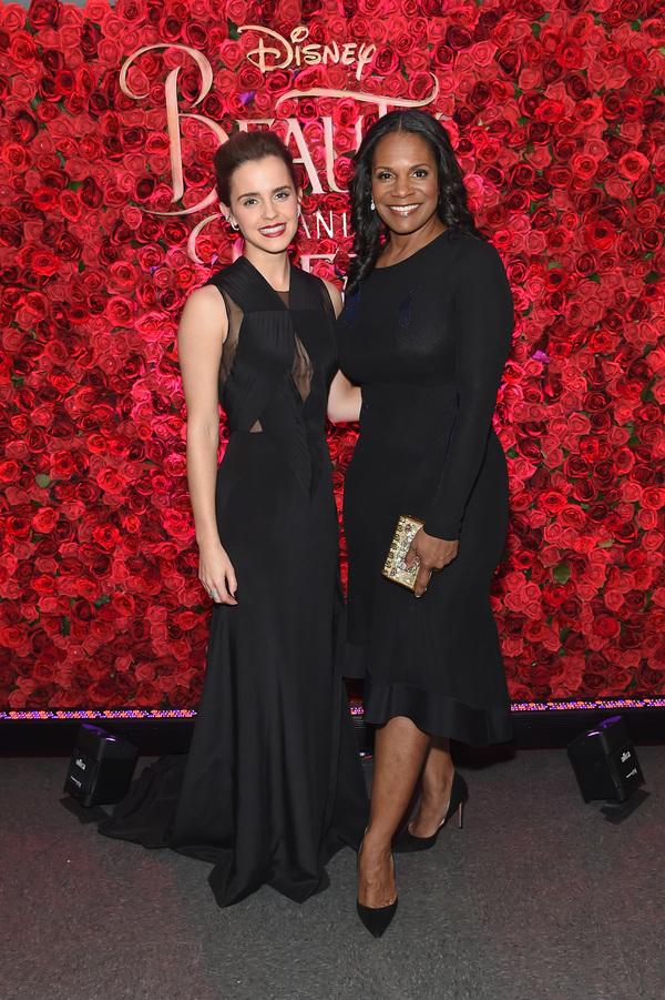 Emma Watson and Audra McDonald