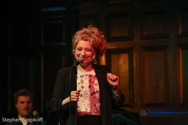 Photo Coverage: Laura Osnes, Telly Leung & More Sings For The Oscar Hammerstein Museum