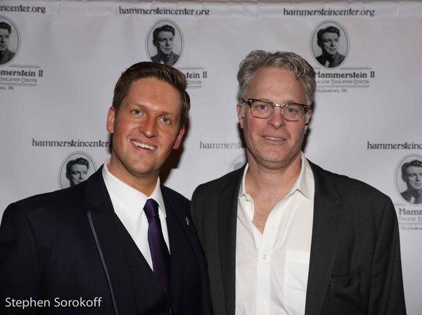 Steve Schonberg and William Hammerstein