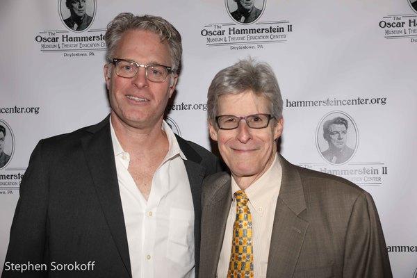 William Hammerstein & Ted Chapin