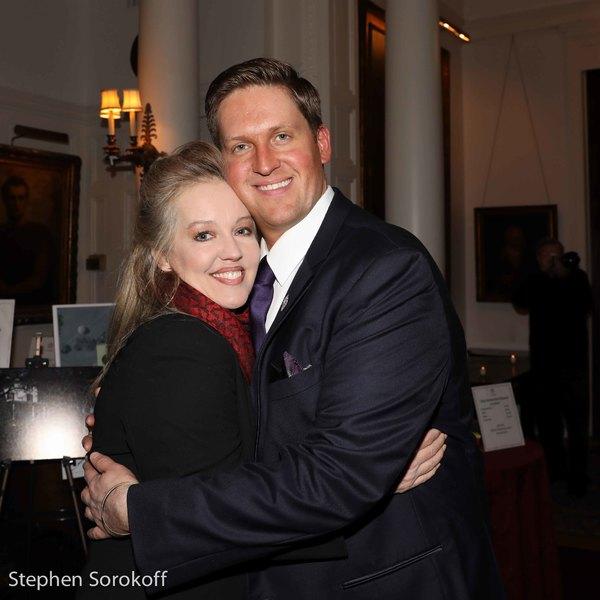 Stacy Sullivan & Steve Schoenberg