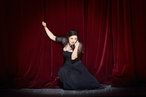 Photo Flash: First Look at San Francisco Opera Lab's ANNA CATERINA