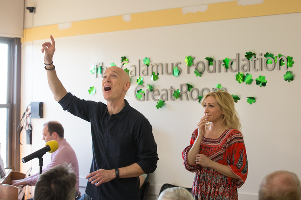 Christopher Gurr and Sarah Jane Shanks