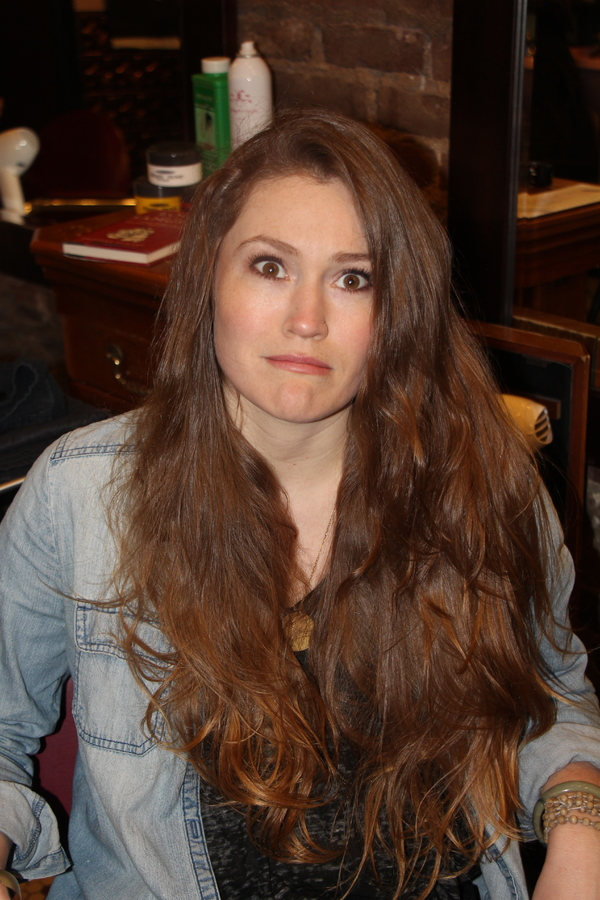 Photo Flash: Journey of the Blonde Demi God - THE LIGHTNING THIEF's Kristin Stokes Brightens Her Look