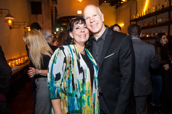 Christine Pedi and David Zippel