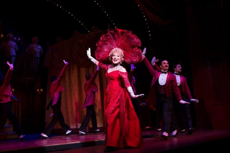 Photo Flash: It Takes a Woman! First Look at Bette Midler in HELLO, DOLLY!
